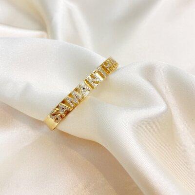 Bracelete Eternity (SOB ENCOMENDA)