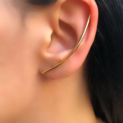 Brinco Ear Cuff Gisele Slim