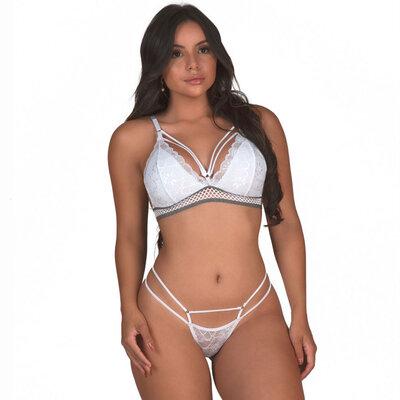 Conjunto Sexy com Strappy - Jenifer