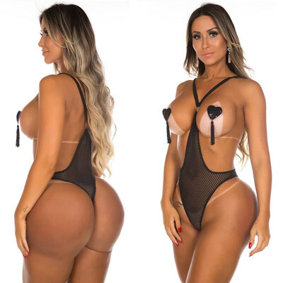 Body Erótico Radiante Pimenta Sexy