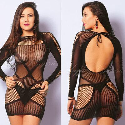 Mini Vestido Beatrice