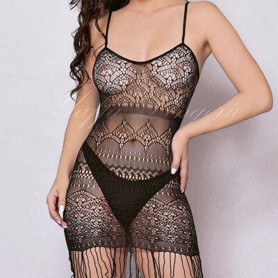 Mini Vestido Samia