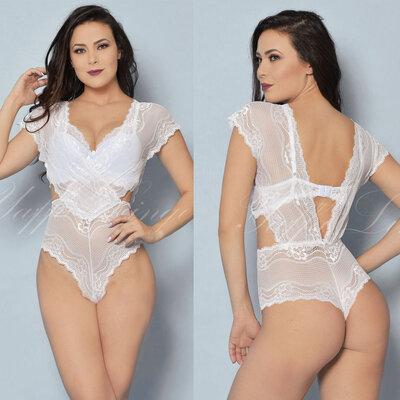 Body Luxuoso Paloma
