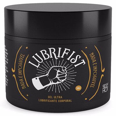 Lubrifist Gel Ultra Lubrificante Corporal Para A Prática do Fisting Fuck 500g