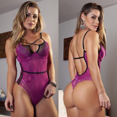 Body Girl Power Garota Veneno
