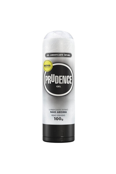 Lubrificante Íntimo Prudence Gel Neutro 100g