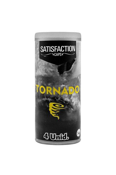 Bolinha Funcional Satisfaction Tornado - 4 Unidades