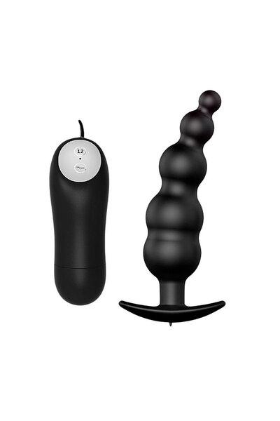 Plug Anal com Vibro Escalonado - Stimulation II