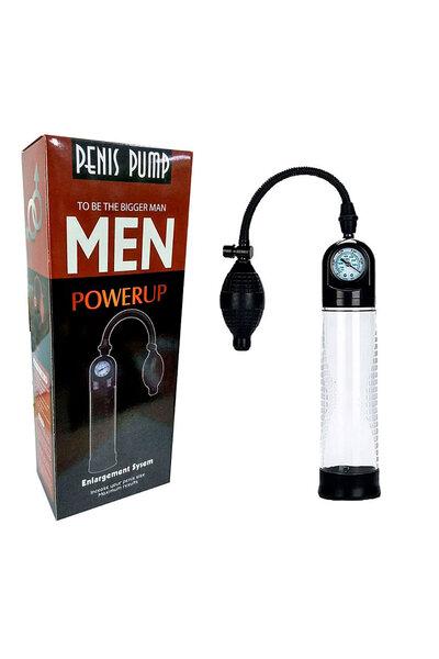 Bomba Manual Peniana - Men Powerup - Penis Pump