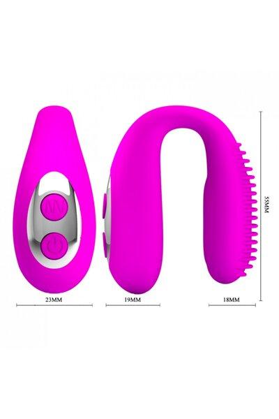 Pretty Love Mabel - Vibrador para Boca Multivelocidade
