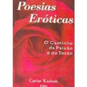 Livro - Poesias Eróticas