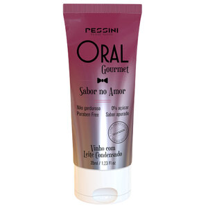Gel Beijável Oral Gourmet para Sexo Oral 35ml
