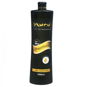 Gel de Massagem Nuru Max Premium 1000ml