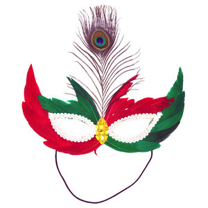 Máscara Feather