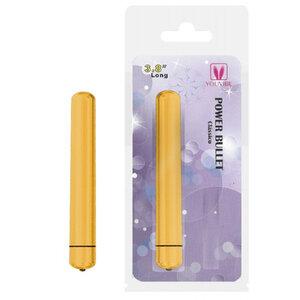 Cápsula Vibratória Power Bullet Clássico 9,7 cm x 1,8 cm
