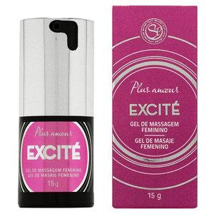 Excité Feminino - Excitante Vibrador Líquido Requintado para Mulheres 15g