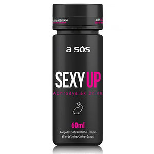 Bebida Afrodisíaca Sexy Up 60ml