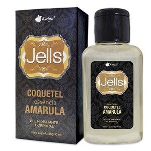Gel Beijável para Sexo Oral JELLS Aroma Coquetel Amarula 38g/30ml