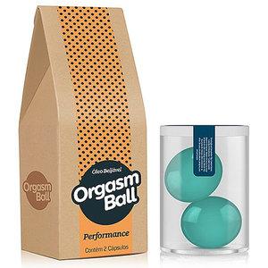 Bolinha Funcional Orgasm Ball Versão Performance com 2 Unidades