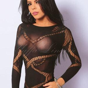Body de Luxo Agnes