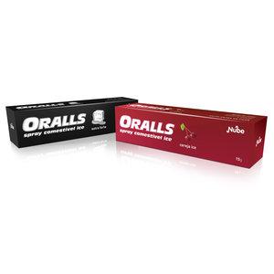 Spray Comestível Ice Oralls para Intensas Preliminares 15g