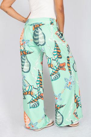 Calça Pantalona Kaila
