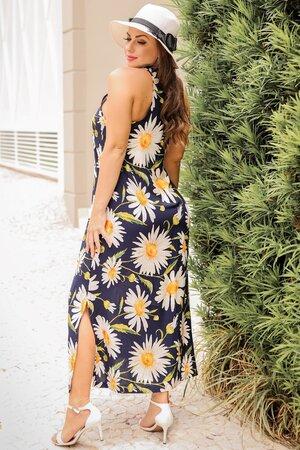 Vestido Longuete Kalamaria