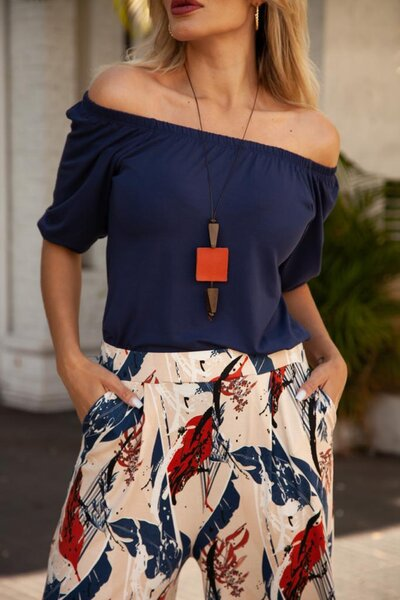 Blusa Ciganinha Maya