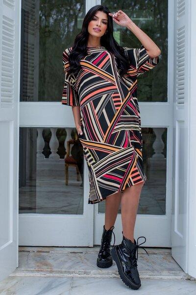 Vestido Donna Dolce Estampado