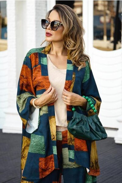 Kimono Nagoia (Tam. único)