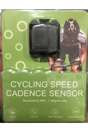 Sensor de Velocidade ou Cadência (Bluetooth & ANT+)