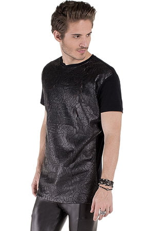 T-Shirt Leather Roses