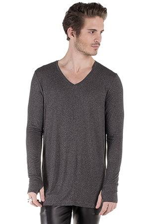 T Shirt Básica V Neck