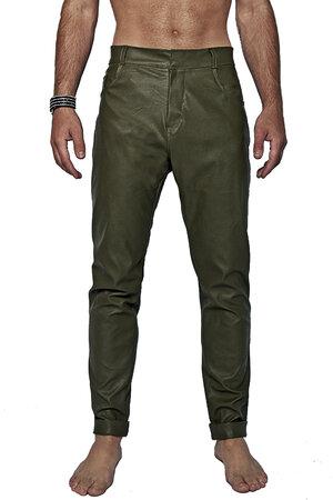 Calça Green Leather
