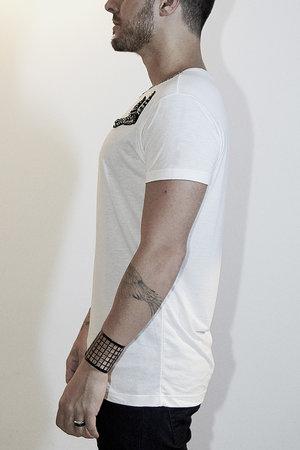 T-Shirt White Bird