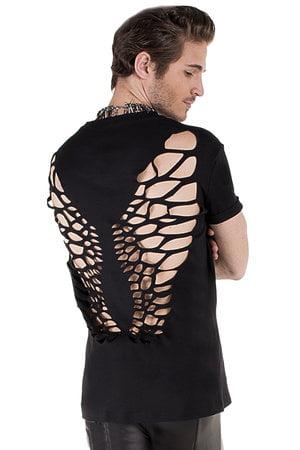T Shirt Open Wings