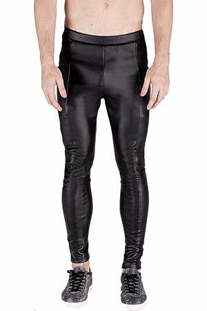 Legging Full Leather