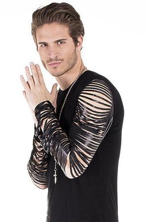 T Shirt Stripes Laser