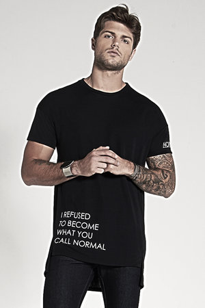 T-Shirt Not Normal