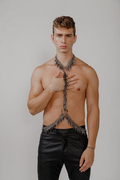 Body Chain Dnami Spikes