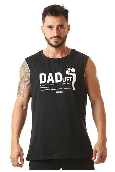 Cavada masculina DADLIFT