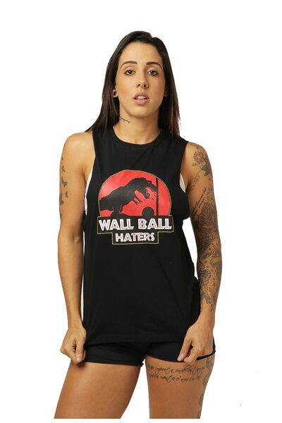 Cavada Feminina Teebox WALL BALL HATERS