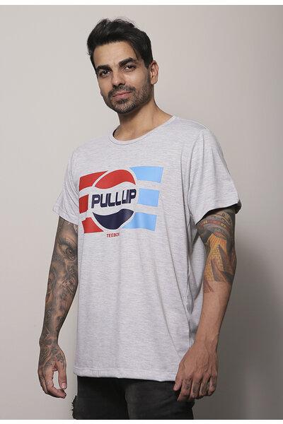 Camiseta Masculina PULL UP Cola