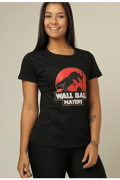 Camiseta Babylook Teebox WALL BALL HATERS