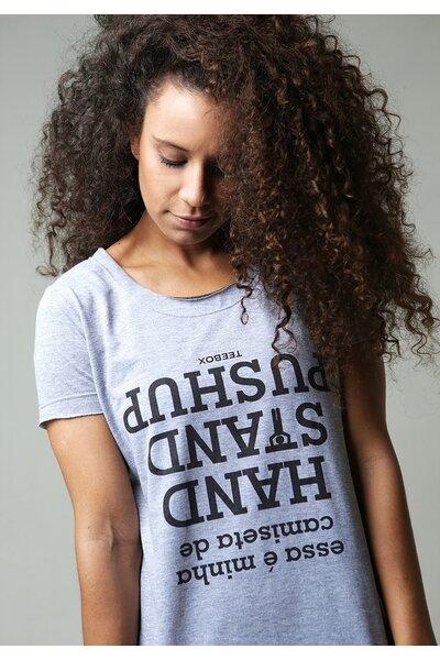 Camiseta Babylook Teebox HSPU
