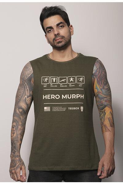 Cavada masculina Teebox HERO MURPH