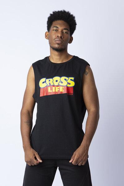 Cavada masculina Teebox Cross Life