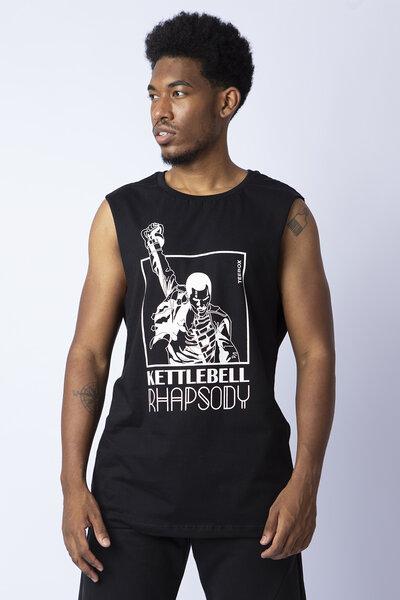 Cavada masculina Teebox Kettlebell Rhapsody