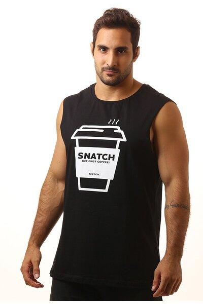 Cavada masculina Teebox SNATCH COFFEE