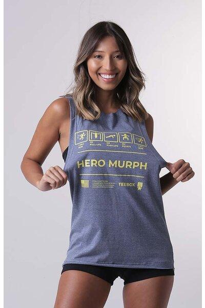 Cavada feminina Teebox HERO MURPH
